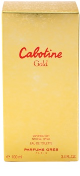 Grès Cabotine Gold toaletní voda pro ženy 100 ml