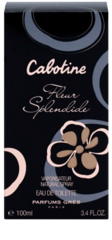 Grès Cabotine Fleur Splendide Eau de Toilette for Women 100 ml