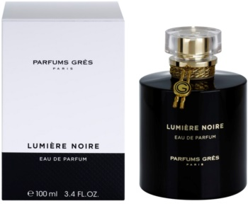 Gres Lumiere Noire Eau de Parfum voor Vrouwen  100 ml