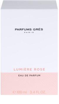 Grès Lumière Rose eau de parfum per donna 100 ml