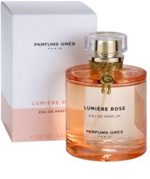 Gres Lumiere Rose Eau de Parfum für Damen 100 ml