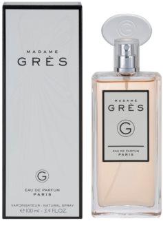 Grès Madame Grès eau de parfum pour femme 100 ml
