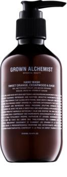 Grown Alchemist Hand & Body nežno tekoče milo za roke