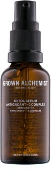Grown Alchemist Detox sérum facial desintoxicante