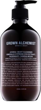 Grown Alchemist Hand & Body gel de douche pour peaux sèches