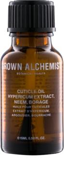Grown Alchemist Special Treatment відновлююча олійка для видалення кутикули