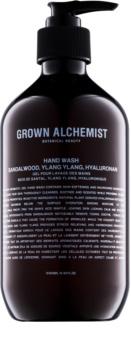 Grown Alchemist Hand & Body sapone solido mani al legno di sandalo