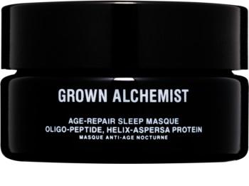Grown Alchemist Activate masque de nuit visage anti-signes de vieillissement
