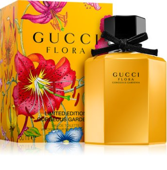 Gucci Flora by Gucci – Gorgeous Gardenia Eau de Toilette for Women 50 ml Limited Edition