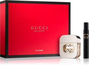 Gucci Guilty darčeková sada XI.