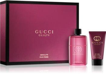 Gucci Guilty Absolute Pour Femme dárková sada II.