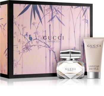 Gucci Bamboo подаръчен комплект VIII.