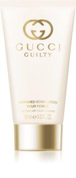 Gucci Guilty Pour Femme tělové mléko pro ženy 150 ml