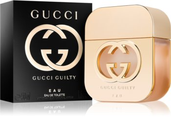 Gucci Guilty Eau toaletna voda za ženske 50 ml