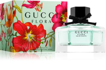 Gucci Flora by Gucci eau de toilette para mujer 50 ml