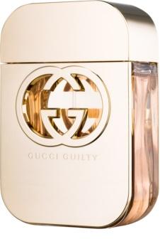 Gucci Guilty eau de toilette per donna 75 ml