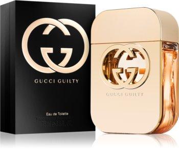 Gucci Guilty Eau de Toilette para mulheres 75 ml