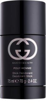 Gucci Guilty Pour Homme dezodorant w sztyfcie dla mężczyzn 75 ml