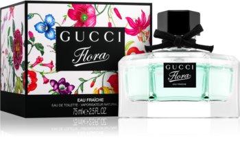 65d31f4f5e3 Gucci Flora by Gucci Eau Fraîche Eau de Toilette for Women 75 ml