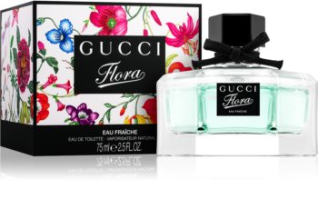 Gucci Flora by Gucci Eau Fraîche toaletna voda za ženske 75 ml