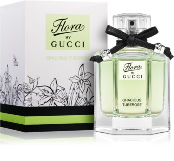 Gucci Flora by Gucci – Gracious Tuberose toaletná voda pre ženy 50 ml