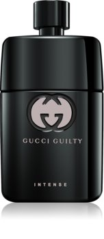 Gucci Guilty Intense Pour Homme toaletná voda pre mužov 90 ml