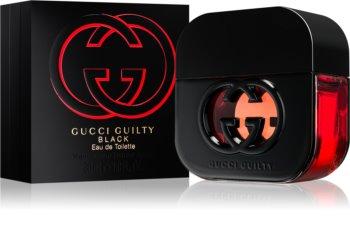 Gucci Guilty Black toaletní voda pro ženy 30 ml