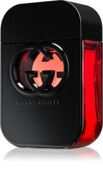 bfe713c06 Gucci Guilty Black, toaletní voda pro ženy 75 ml | notino.cz