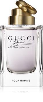 Gucci Made to Measure toaletna voda za moške 90 ml
