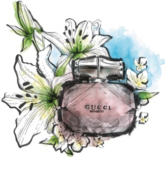 Gucci Bamboo eau de parfum nőknek 75 ml