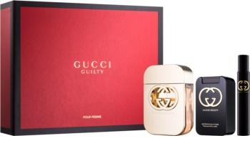 Gucci Guilty darčeková sada I.