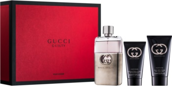 Gucci Guilty Pour Homme zestaw upominkowy VI.