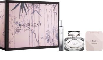 Gucci Bamboo darčeková sada V. pre ženy