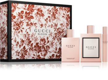 Gucci Bloom dárková sada III.