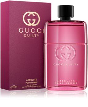 Gucci Guilty Absolute Pour Femme eau de parfum nőknek 90 ml