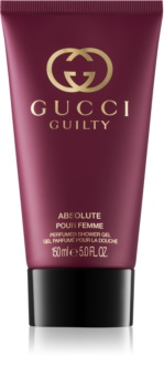 Gucci Guilty Absolute Pour Femme gel za prhanje za ženske 150 ml