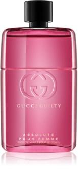 Gucci Guilty Absolute Pour Femme λάδι για το σώμα για γυναίκες 90 μλ