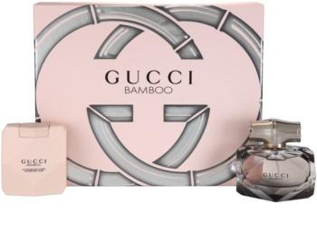 Gucci Bamboo darilni set II.
