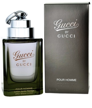 ed69a30f72a2 Gucci Gucci by Gucci Pour Homme, After Shave Lotion for Men 90 ml ...