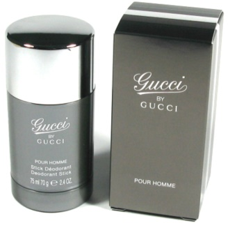 Gucci Gucci by Gucci Pour Homme stift dezodor férfiaknak 75 g