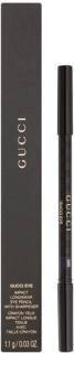 Gucci Eye Impact Longwear Eye Pencil with Sharpener dlhotrvajúca ceruzka na oči so strúhatkom