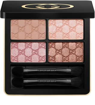 Gucci Eye Magnetic Color Shadow Quad paleta očních stínů