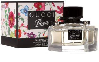Gucci Flora by Gucci Eau de Toilette für Damen 50 ml