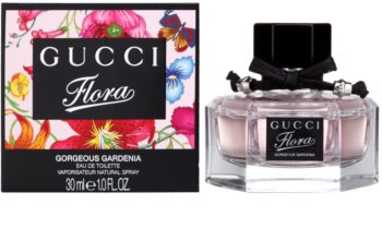 Gucci Flora by Gucci – Gorgeous Gardenia toaletní voda pro ženy 30 ml
