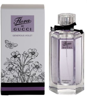 Gucci Flora by Gucci – Generous Violet Eau de Toilette for Women 100 ml
