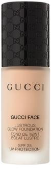 Gucci Face Lustrous Glow Foundation make-up pre rozjasnenie pleti SPF 25