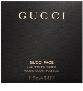 Gucci Face fixačný púder