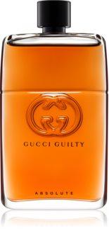 Gucci Guilty Absolute Eau de Parfum für Herren 150 ml