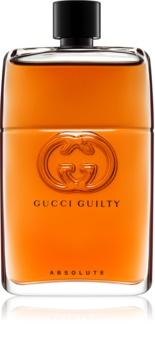Gucci Guilty Absolute voda po holení pre mužov 90 ml