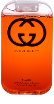 98d61c47f Gucci Guilty Black, Shower Gel for Women 200 ml | notino.co.uk